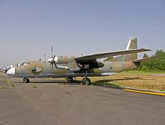 52+09 (SteveDHall) Tags: preserved luftwaffe antonov gatow an26 5209 egaf eastgermanairforce antonovan26