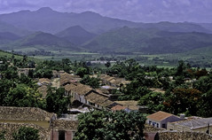 Trinidad Cuba view (C. Urbina) Tags: mountains composition country cuba paisaje trinidad montaas tejas composicin curbina74