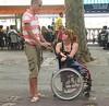 30121 (dbanistair) Tags: wheelchair dak amputee