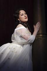 Diana Damrau in La traviata, The Royal Opera © ROH/Catherine Ashmore, 2014 (Royal Opera House Covent Garden) Tags: opera production latraviata productionphoto dianadamrau theroyalopera byrichardeyre