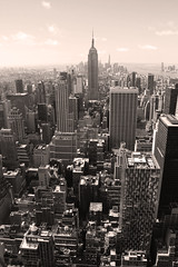 NYC (Cassia Shira - My Point of View) Tags: topoftherock