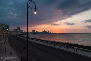 Habana Sunset II