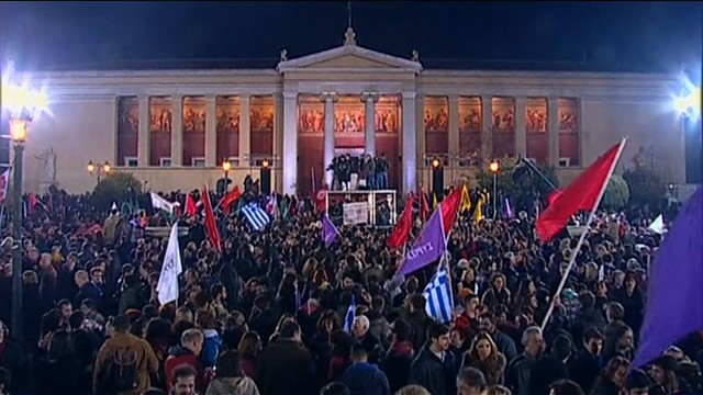 @activepropagand : Anti-Austerity Syriza Party Sweeps to Power in Greece http://t.co/jQWCZQwhgV