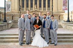Godula Wedding (2ND II NONE PROS) Tags: natalia joelle oaklandpa pittsburghweddingphotography soldiersandsailorsmemorialhall 2ndiinonestudios