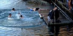 Torino - Societ Canottieri Caprera (ikimuled) Tags: po inverno nuoto cimentoinvernale