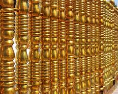 Stupa Railings (IMG_0438b) (Dennis Candy) Tags: heritage metal buddha stupa religion culture buddhism srilanka ceylon tradition railing serendipity brass pilgrimage dagoba serendip muthiyangana solosmasthana