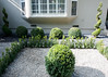 (deanmackayphoto) Tags: window yard garden landscape design losangeles gate topiary entrance hedge drought shutter shrub westhollywood gravel boxwood landscapedesign droughtresistant larisacode