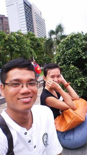 Avec Quang et Trang, Vietnam