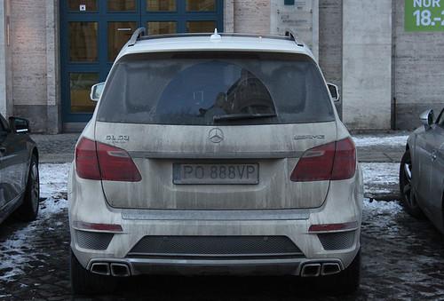 Poland (Poznan) - Mercedes-Benz GL 63 AMG
