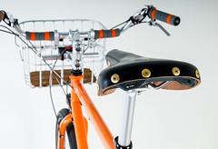 Tout-Terrain_Metro-Commuter_saddle (Cycle Monkey USA) Tags: schmidt chrisking dynamo rohloff toutterrain velocityusa gatescarbondrive