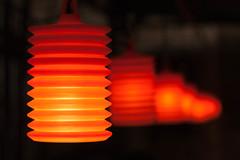 23/52 Patterns - Si me pierdo... (Nathalie Le Bris) Tags: barcelona light red luz lanterne rouge lampe rojo pattern bokeh lantern lanterna guessthesong 7dwf