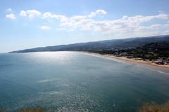 Apulien (andreasdietrich477) Tags: italien sea sky italy sun beach strand landscape eos sand meer wasser mare view outdoor aussicht ufer landschaft sonne kste apulia peschici apulien 550d fokussiert hohequalitt hohequalitt
