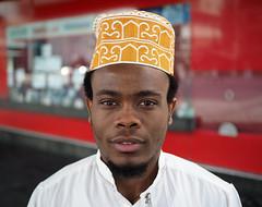 Hamad (jeffcbowen) Tags: africa street toronto tanzania stranger hamad thehumanfamily