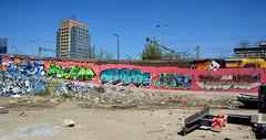 graffiti utrecht (wojofoto) Tags: holland graffiti utrecht nederland netherland hof grindbak wolfgangjosten wojofoto