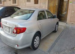 Toyota - Corolla - 2008  (saudi-top-cars) Tags: