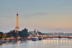 (alǝxH3o) Tags: dsc08897cog2wm paris seine france europe beercan longexposure river overflow crue boats pont alexandreiii bridge dsc08897cog sonya7 sonya7m2 sonya7ii ilce7m2 minoltaaf35105mmf3545
