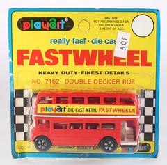 MIS-Playart-7162 (adrianz toyz) Tags: playart diecast toy model hongkong bus london doubledecker routemaster adrianztoyz