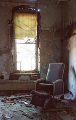 A room with a view (tigeyguz) Tags: asylum statehospital old decay abandoned institution insane