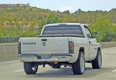 Dodge Ram 1500 5-26-16 (Photo Nut 2011) Tags: california truck sandiego dodge ram 1500