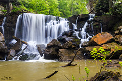 Energy- May 28, 2016 (zachary.locks) Tags: new mountains green creek river wolf energy rocks falls wv westvirginia waterfalls gorge flowing powerfall cy365 zlocks