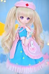 Lilia016 (derteufel666) Tags: doll dream mini  custom dd dollfie volks mdd      ddh01