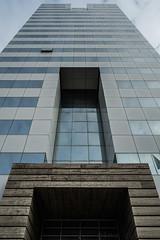 Palazzo_INAIL. Roma EUR. (Anacronimo.) Tags: rome roma glass architecture skyscraper eur palazzo inail