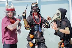 Japanese Cosplay (Design Festa) Tags: japan japanese tokyo costume cosplay tokyobigsight artfestival japanesecostume japanartfestival japanesecosplay japaneseartfestival japanesecosplayer