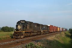 CN X34881 01, IC 1011 East (Nomar Tyson-Rales) Tags: ontario cn train ic sub trains ash 1011 348 halton sd70 tansley x348 x34881