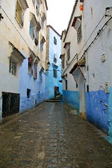 IMG_3644 (rachel_salay) Tags: city blue morocco chefchaouen