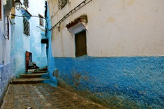 IMG_3677 (rachel_salay) Tags: city blue morocco chefchaouen