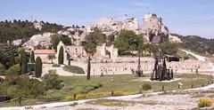 Les Baux de Provence (danieleclubfoto) Tags: les provence ruines chateaufort baux
