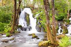 Fanafossen 2 (Vidar Karlsen) Tags: longexposure water norway creek river waterfall europe bergen hordaland watercourse fana nd4 fanahammeren fanafossen