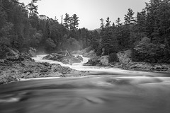Downriver (ZensLens) Tags: camping lake fog landscape scenic superior coastal amethyst lakesuperior rugged ontarioparks