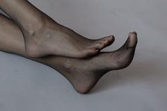 IMG_0952 (fishnet1966) Tags: black feet girl skinny foot legs tights pantyhose nylon