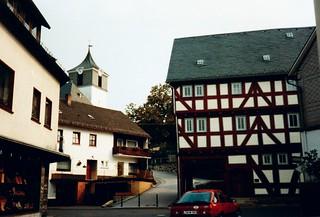 West Germany   -   HerbornSeelbach   -    September 1989