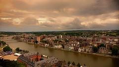 A nice view-Namur (Yasmine Hens) Tags: water clouds river europa flickr view belgium ngc nuages meuse namur hens waterscape yasmine wallonie iamflickr flickrunitedaward sonyflickraward hensyasmine