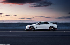 Nissan GTR Nismo for SS Customs (Richard.Le) Tags: nissan gtr nismo skyline twin turbo ss customs redwood city california commercial automotive photography sony a7rii richard le sunset japanese jdm sunrise usa natural available light matte white godzilla