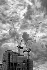 366 - Image 182 - New Construction... (Gary Neville) Tags: sony photoaday 365 mk3 2016 366 garyneville rx100 365images 366images sonycybershotrx100 sonycybershotrx100iii