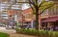 Knoxville's Market Square (Eridony) Tags: downtown knoxville tennessee marketsquare knoxcounty