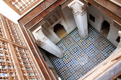 Riad (flavioricci) Tags: indoor morocco marocco marrakech riad ininterni