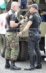 bootsservice 16 460972 (bootsservice) Tags: paris leather orlando uniform boots rubber des bottes motos uniforme motorcyclists cuir motards caoutchouc motorbiker pride gay marche fierts