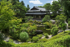 Yoshiki-en Garden, Nara  (Patrick Vierthaler) Tags: summer en garden japanese sommer   nara kansai garten   yoshiki  japanischer  yoshikien