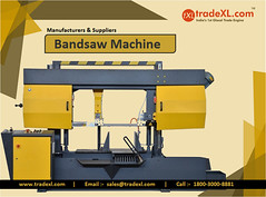 Looking for the Trusted Bandsaw Machines manufacturers & Supplier in India? (TradeXL Media Pvt. Ltd.) Tags: saw band machine machines exporter manufacturers manufacturer supplier bandsaw suppliers exporters tradexl