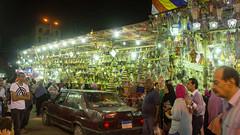 The Ramadan lanterns stalls in El-Sayida (Kodak Agfa) Tags: egypt ramadan ramadan2016 lanterns ramadanlanterns markets sayidazeinab cairo islamiccairo citizenjournalism mideast middleeast northafrica africa mena