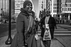 15th Street, 2016 (Alan Barr) Tags: street people blackandwhite bw philadelphia monochrome mono blackwhite candid streetphotography sp streetphoto gr ricoh 15thstreet 2016