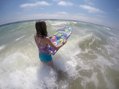 GOPR2284 (Tom Simpson) Tags: ocean beach maddie newjersey nj madeline jerseyshore boogieboard avonbythesea