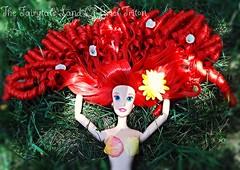 17 Inches Ariel Singing doll with 19 inches curly hair (The Fairytale land Of Ariel Triton) Tags: ocean sea ariel river doll singing handmade ooak longhair curls disney mermaids 17 mermaid custom bang redhair limited hairstyle limitededition triton disneystore caliente waltdisney atlantica disneyprincess thelittlemermaid polypropylene disneydoll reroot ooakdoll customdoll 17inches rerooted mermaiddoll supercurly thelittlemermaid2 singingdoll daughteroftriton polypropylenehair reroothair thelittlemermaiddolls arielrepaintdoll curlythair marmaidwater