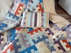 Key-to-my-heart-quilt_000028 (irina_vykhrestiuk) Tags: modern quilt handmade homemade twin kid child patchwork bedding bed quilting memory throw