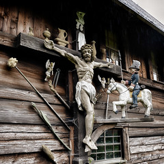 Jesus (sigi-sunshine) Tags: cross god religion jesus kreuz reiter inri schwarzwald blackforest christus jesuschrist gott kruzifix lanzenreiter