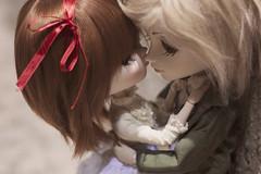 (Brie G.) Tags: pullip souseiseki pullipsouseiseki taeyang arion taeyangarion dolls couple kiss obitsu junplanning love